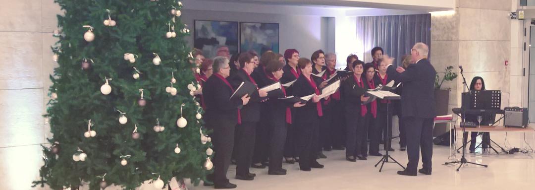 Salini Resort - Christmas Tree Lighting Ceremony