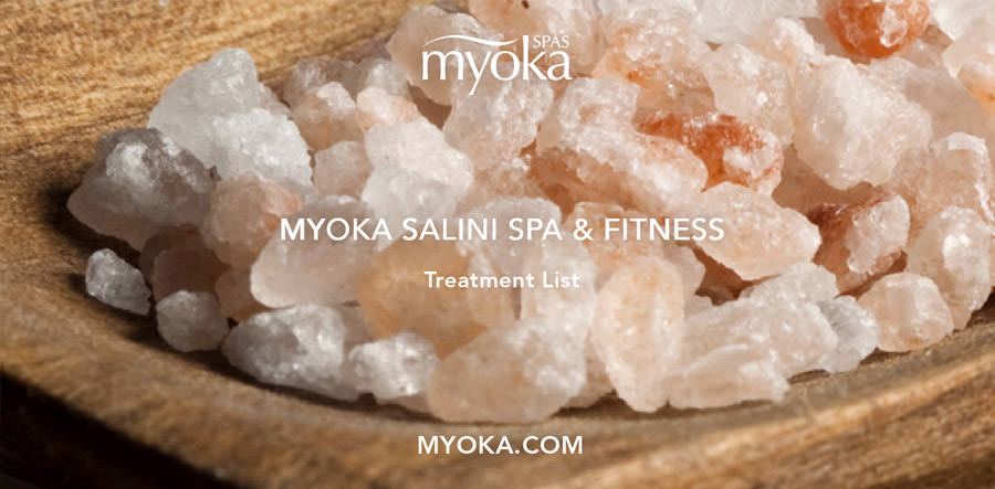 Myoka SPA - brochure preview