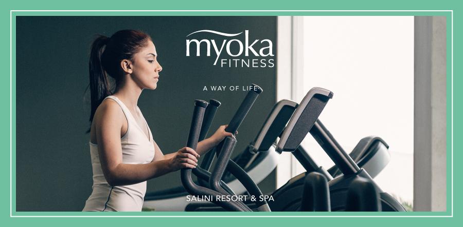 Myoka Fitness - Salini Resort & Spa - Price List