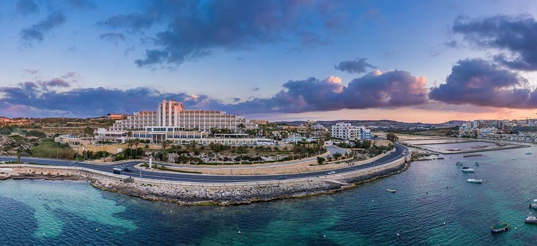 Aerial View Salini Resort